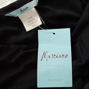 Marciano Tops - Marciano Shirred Stretch Party Club Top NWT Sz M